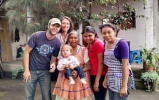 Peanut butter experience Maya Trails guatemala
