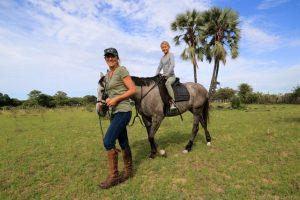 Family Safari Horseback Imvelo Zimbabwe