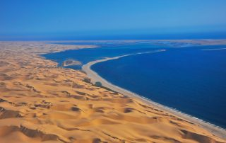 Diamond Coast Namibia flying safari with Ultimate Safaris