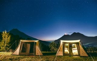 Award-winning Glamping Antigua Maya Trails Guatemala