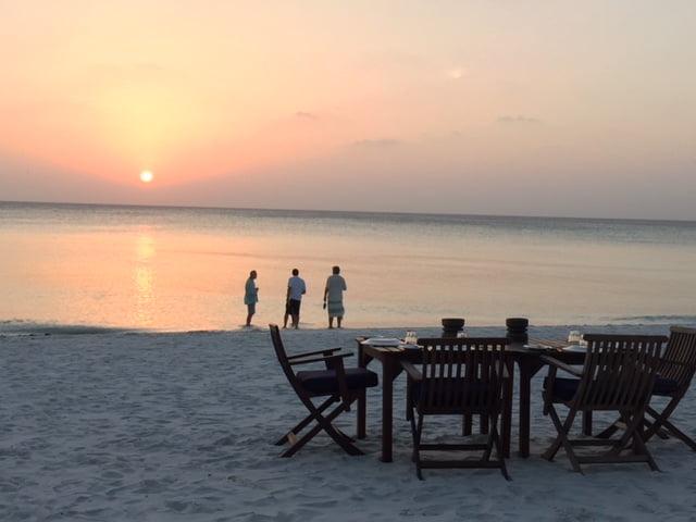 Manta Resort Beach Sundowners Bliss