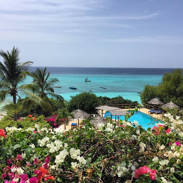 Manta Resort Views for Miles Colorful Hues