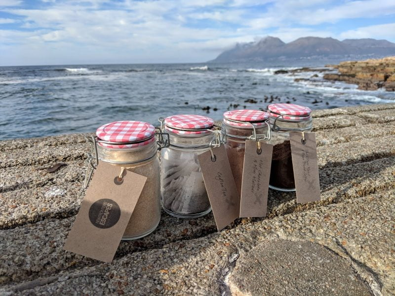 Kalk Bay view with New Frontiers Escapes