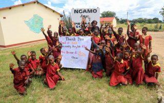 Ngamo School Community Imvelo Safari Lodges