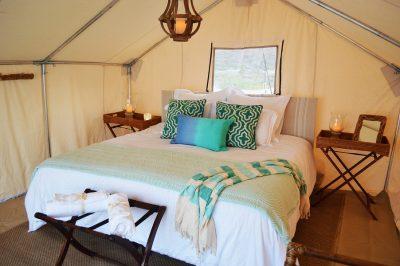 Camp Cecil Glamping Tent Todos Santos Eco Adventures