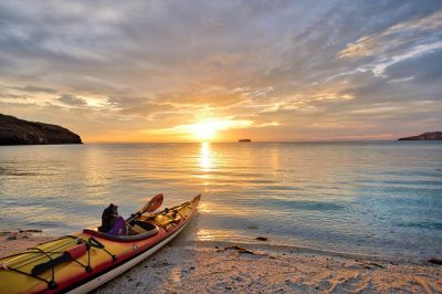 Camp Cecil Kayak Glamping Sea of Cortez Todos Santos Eco Adventures