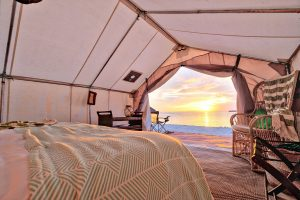 Camp Cecil Views Bed Glamping