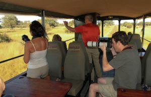The Elephant Express is great for photographers