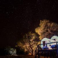 Star bed Jozibanini Camp Hwange Imvelo