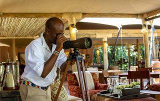 Albatros East Africa_&Beyond Bateleur Camp main area