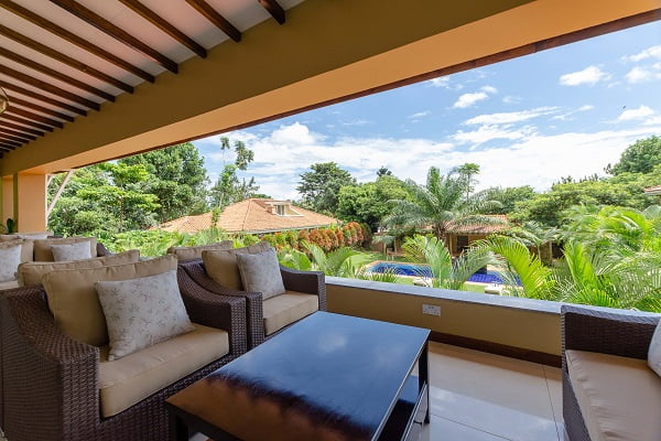 Classic Africa Safaris_balcony view at Hotel No. 5 Entebbe