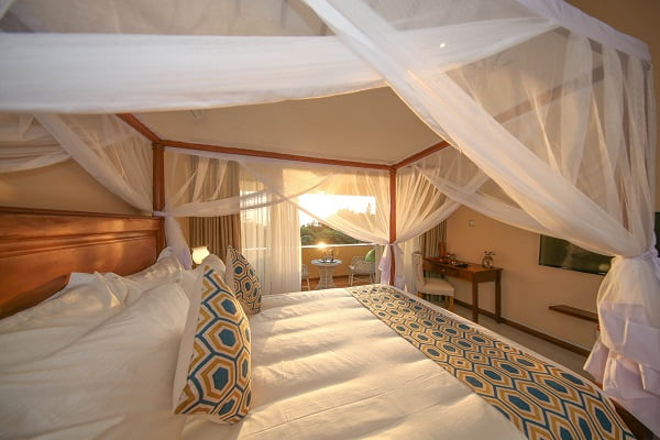 Classic Africa Safaris_Room at Hotel No. 5 boutique hotel Entebbe, Uganda