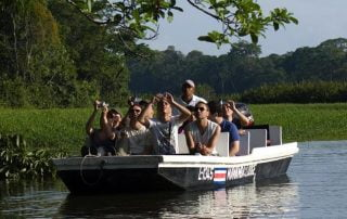 Boat tour with Costa Rica Sun Tours
