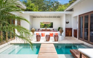 Maya Trails_Ka'ana Resort Belize suite pool