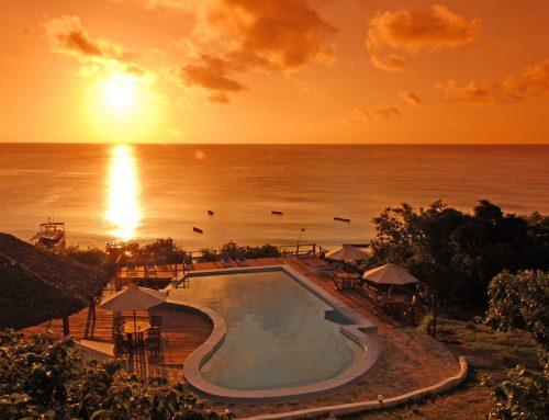 New website for The Manta Resort