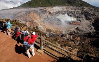 Poas Volcano Costa Rica Sun Tours