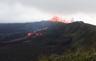 Sierra Negra eruption courtesy Galapagos National Park