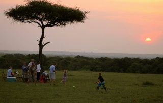 Family time in Kenya at House in the Wild Albatros East Africa