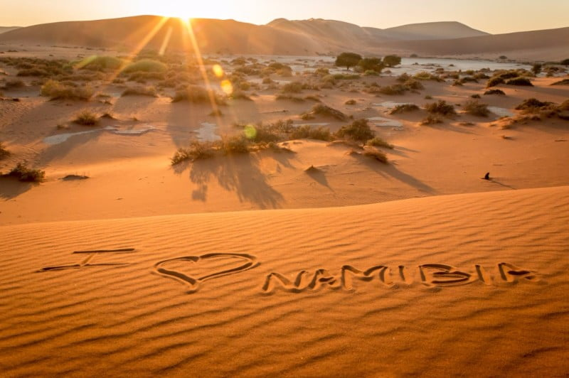 In Namibia with Ultimate Safaris