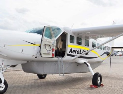 New flights – Mara-EBB return