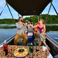 Say cheers in Murchison Falls NP