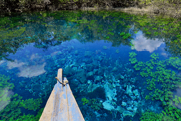 Guatemalas Blue Crater by Sayli.soto