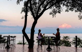 Kariba Safari Lodge is on of New Frontiers' recommendations in the area