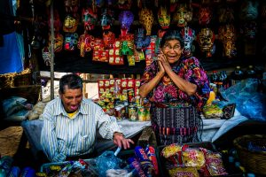 Chichicastenango market never fails to charm visitors