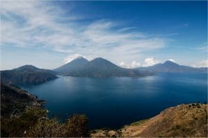 Lake Atitlan is definitely one of the most beautiful lakes on earth