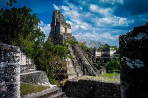 Tikal's ruins take visitors through a maze of incredible history