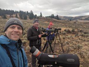 Spotting-scope-Gather-away-yellowstone
